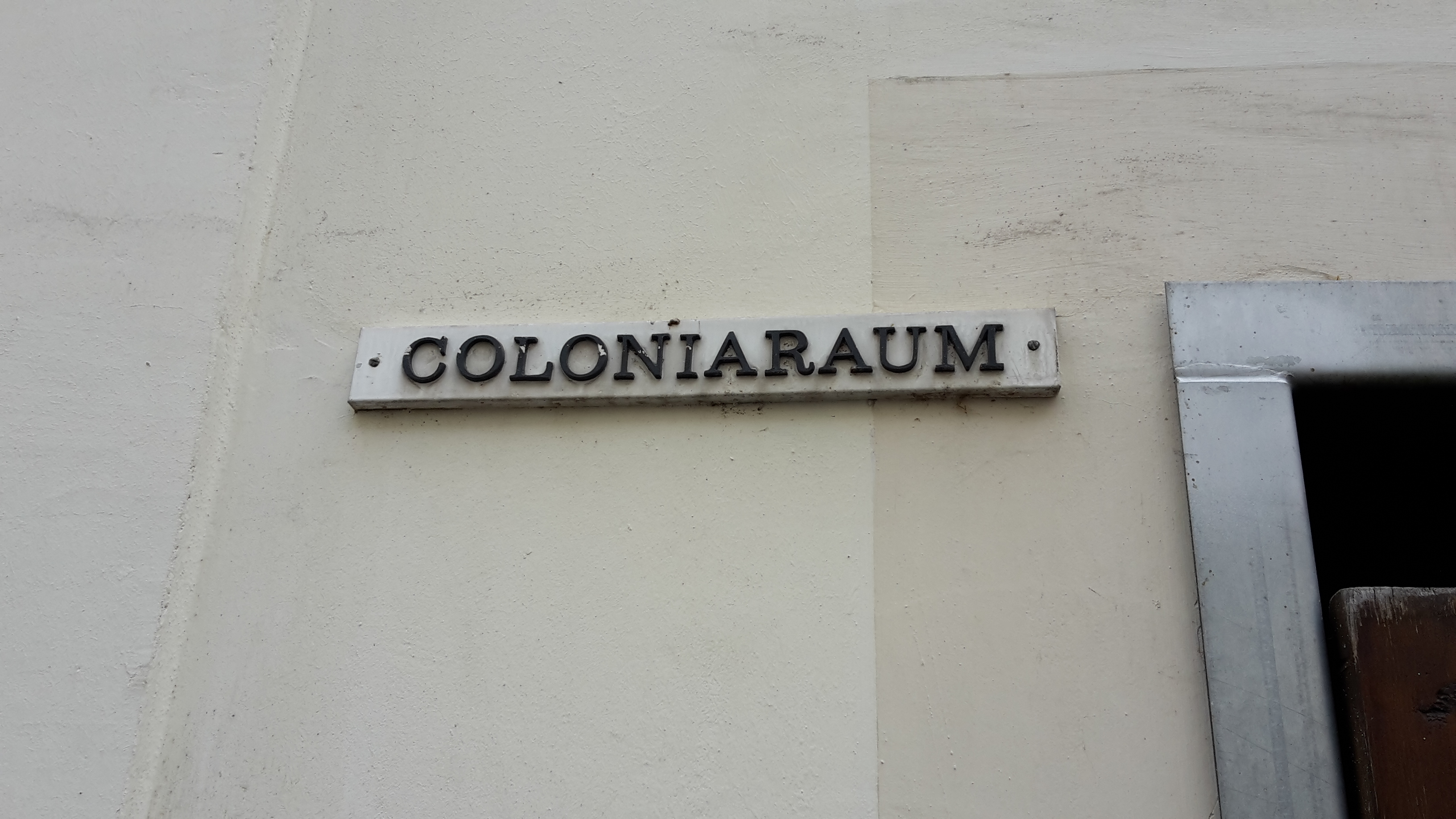 Coloniaraum